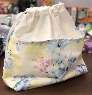花系化妝袋 Cosmetic Bag