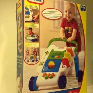 Brand new in box baby walker