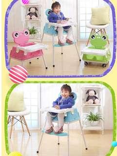Baby dining chair/ cartoon chair