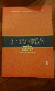 Bahasa Indonesia Textbook