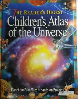 Children's Atlas of the Universe by Reader's Digest