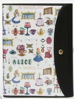 Afternoon tea X Alice in the wonderland 2019 Schedule Book 行事曆 愛麗絲
