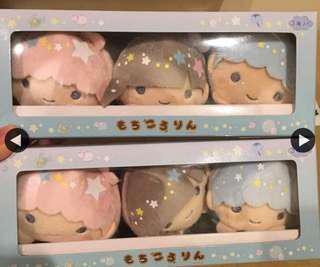 日本限定 Shouta Aoi x Little Twin Stars 毛公仔