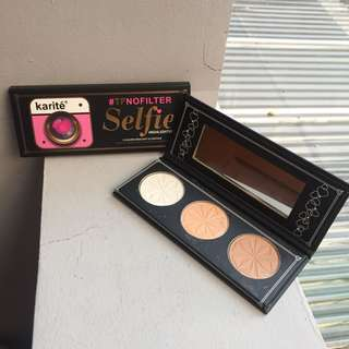 Selfie Karite - Highlighter and Contour Blush On