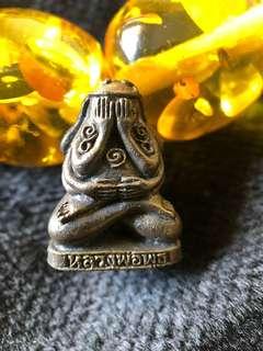 Thai Amulet - wat Pa Salawan