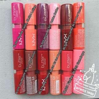 Nyx Matte Butter Lipstick