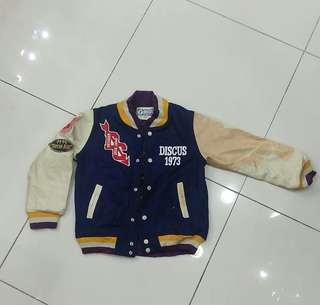 Varsity Jacket Discus athletic