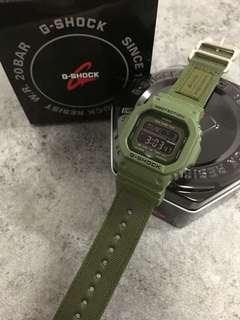 CASIO G-SHOCK GLS-5600CL-3
