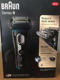 🚚 Braun shaver s9240