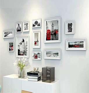 House Art print set