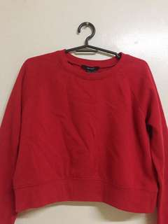 Forever 21 Red Sweater🚨 RUSH SALE