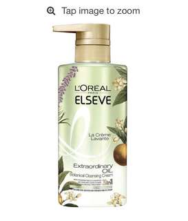 BN L'Oreal Extraordinary Oil Botanical Oil Cleansing Cream