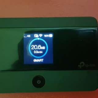 TP Link pocket wifi 4G LTE open line