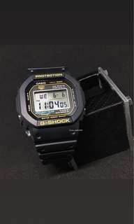 CASIO G-SHOCK DW-5035D-1 35週年限量版