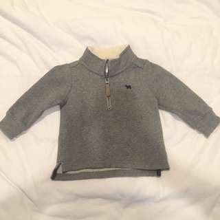 Carter's Sweater Jacket 9m