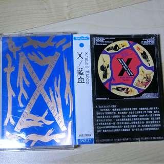 X JAPAN 錄音帶