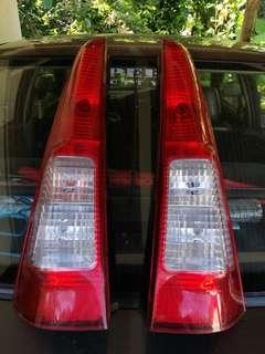 lampu belakang viva original