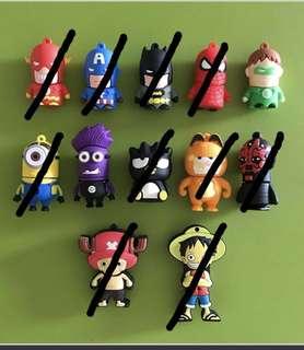 [BN] 32GB Cartoon Character USB Thumb Drive