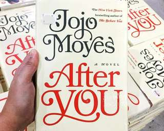BRAND NEW Jojo Moyes After You Novel