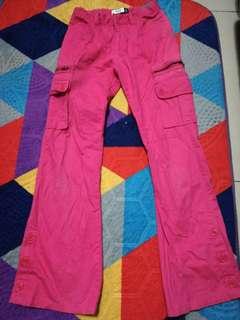 Gap Kids pants flare stretch
