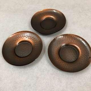 🚚 全新純銅小鐵盤