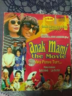 Anak Mami The Movie VCD