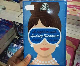 Brand New A Night in with Audrey Hepbutn by Lucy Holliday