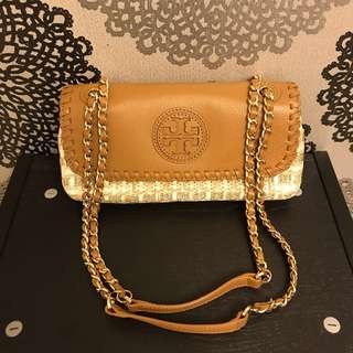 全新Tory Burch Chain Bag