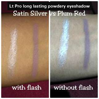 Eyeshadow long lasting matic