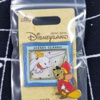 Dumbo LE 500 classic series Disney Pin 迪士尼徽章