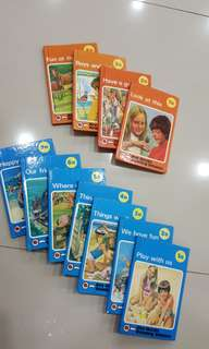 LadyBird - Key words reading scheme(11books)