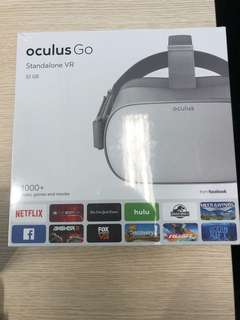 Sealed Oculus Go VR Ready Stock