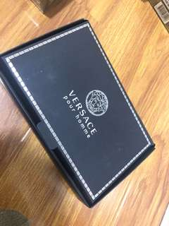 Versace pour homme perfume pack