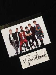 4기 official Photocard onhand