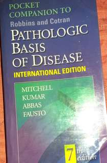 Pocket Guide to Robbins Basic Pathologic Basis of Disease