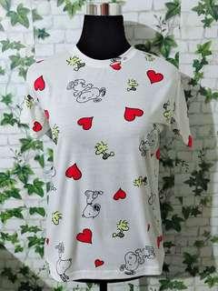 Snoopy White Shirt (Brand New)