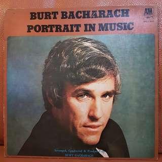 Burt Bacharach - Portrait In Music Vinyl Record