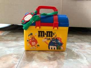M&M's Choco Lunch Box