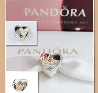 Pandora Mini mouse charm