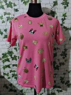 Pink Cute Shirt (Brand New)