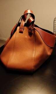 Brand new Loewe real leather handbag