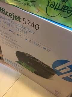HP Officejet 5740 打印機