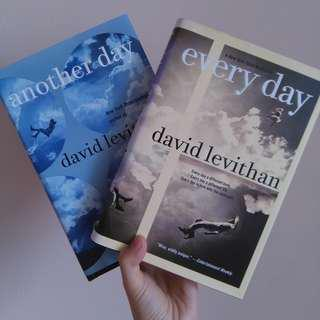 Every Day & Another Day by David Levithan