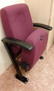 絕版 Art Centre電影院 戲院坐椅