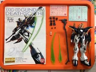Bandai MG 1/100 XXXG-01D Gundam Deathscythe