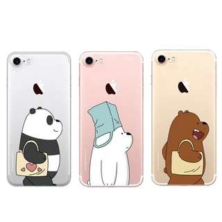 IPhone Bears Phone Case