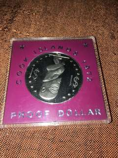 Tanagora God of creation and Fertility $1 Proof Coin