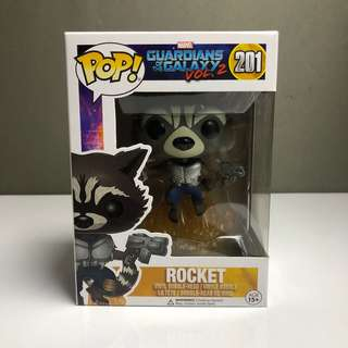 Funko Pop Rocket Racoon GOTG Vol2