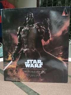KO Playarts Darth Vader figure