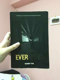 Ever (After) book by Gabby Tye